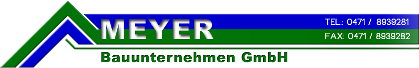 Meyer Bauunternehmen GmbH